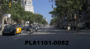 Vimeo clip HD & 4k Driving Plates Barcelona, Spain PL81101-0082