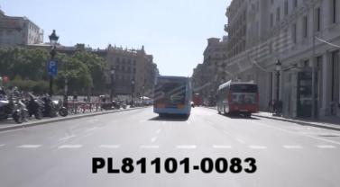Vimeo clip HD & 4k Driving Plates Barcelona, Spain PL81101-0083