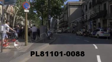 Vimeo clip HD & 4k Driving Plates Barcelona, Spain PL81101-0088