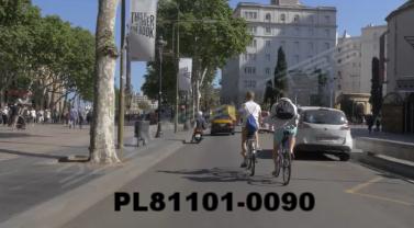 Vimeo clip HD & 4k Driving Plates Barcelona, Spain PL81101-0090