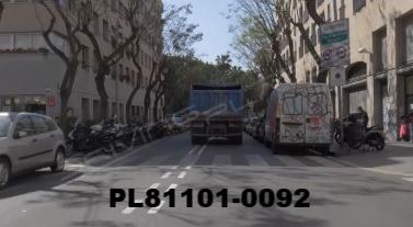 Vimeo clip HD & 4k Driving Plates Barcelona, Spain PL81101-0092