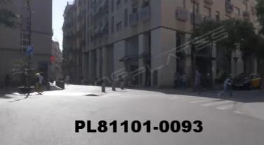 Vimeo clip HD & 4k Driving Plates Barcelona, Spain PL81101-0093