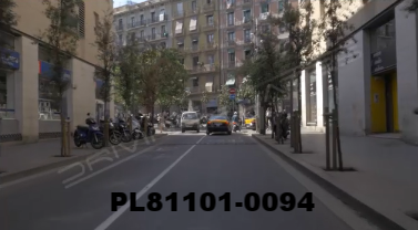 Vimeo clip HD & 4k Driving Plates Barcelona, Spain PL81101-0094
