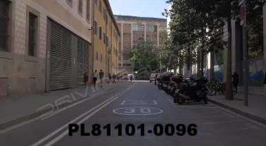 Vimeo clip HD & 4k Driving Plates Barcelona, Spain PL81101-0096
