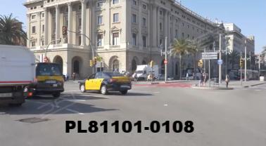 Vimeo clip HD & 4k Driving Plates Barcelona, Spain PL81101-0108