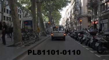 Vimeo clip HD & 4k Driving Plates Barcelona, Spain PL81101-0110