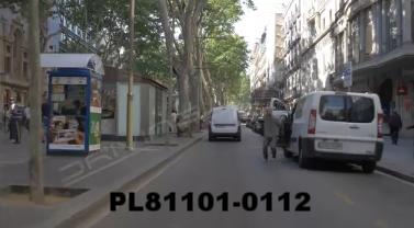 Vimeo clip HD & 4k Driving Plates Barcelona, Spain PL81101-0112