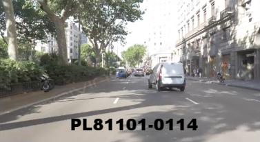 Vimeo clip HD & 4k Driving Plates Barcelona, Spain PL81101-0114