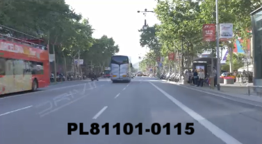 Vimeo clip HD & 4k Driving Plates Barcelona, Spain PL81101-0115