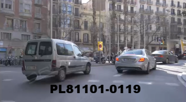 Vimeo clip HD & 4k Driving Plates Barcelona, Spain PL81101-0119