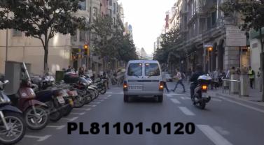 Vimeo clip HD & 4k Driving Plates Barcelona, Spain PL81101-0120