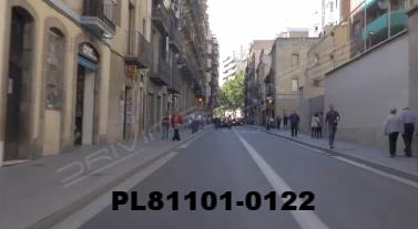 Vimeo clip HD & 4k Driving Plates Barcelona, Spain PL81101-0122
