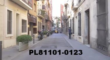 Vimeo clip HD & 4k Driving Plates Barcelona, Spain PL81101-0123