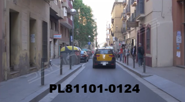 Vimeo clip HD & 4k Driving Plates Barcelona, Spain PL81101-0124