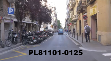Vimeo clip HD & 4k Driving Plates Barcelona, Spain PL81101-0125