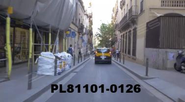 Vimeo clip HD & 4k Driving Plates Barcelona, Spain PL81101-0126