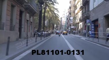 Vimeo clip HD & 4k Driving Plates Barcelona, Spain PL81101-0131