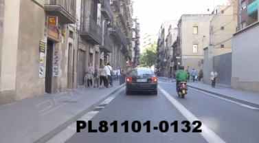 Vimeo clip HD & 4k Driving Plates Barcelona, Spain PL81101-0132