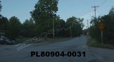 Vimeo clip HD & 4k Driving Plates Dundas, ON Canada PL80904-0031