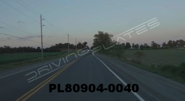 Vimeo clip HD & 4k Driving Plates Dundas, ON Canada PL80904-0040