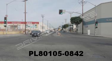 Vimeo clip HD & 4k Driving Plates Vernon, CA PL80105-0842