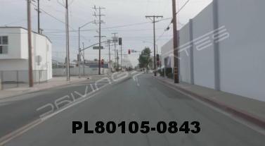 Vimeo clip HD & 4k Driving Plates Vernon, CA PL80105-0843