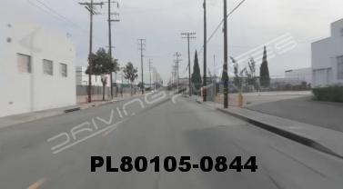 Vimeo clip HD & 4k Driving Plates Vernon, CA PL80105-0844
