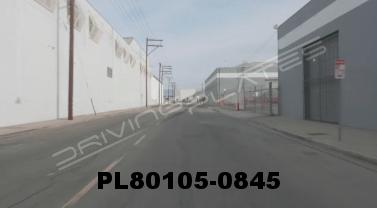 Vimeo clip HD & 4k Driving Plates Vernon, CA PL80105-0845
