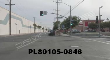 Vimeo clip HD & 4k Driving Plates Vernon, CA PL80105-0846