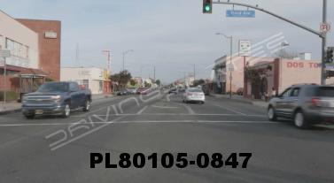 Vimeo clip HD & 4k Driving Plates Vernon, CA PL80105-0847
