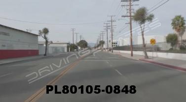 Vimeo clip HD & 4k Driving Plates Vernon, CA PL80105-0848
