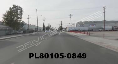 Vimeo clip HD & 4k Driving Plates Vernon, CA PL80105-0849
