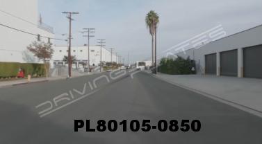 Vimeo clip HD & 4k Driving Plates Vernon, CA PL80105-0850
