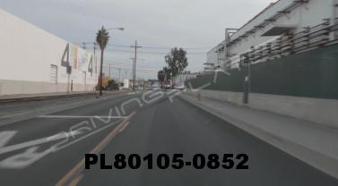 Vimeo clip HD & 4k Driving Plates Vernon, CA PL80105-0852