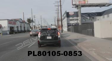 Vimeo clip HD & 4k Driving Plates Vernon, CA PL80105-0853