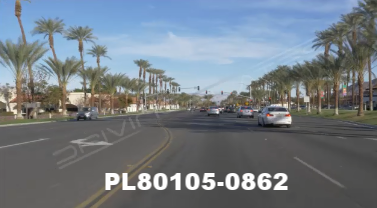 Vimeo clip HD & 4k Driving Plates Palm Springs, CA Day PL80105-0862