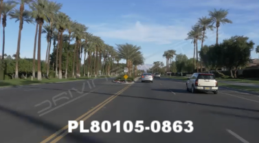 Vimeo clip HD & 4k Driving Plates Palm Springs, CA Day PL80105-0863