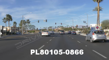 Vimeo clip HD & 4k Driving Plates Palm Springs, CA Day PL80105-0866