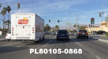 Vimeo clip HD & 4k Driving Plates Palm Springs, CA Day PL80105-0868