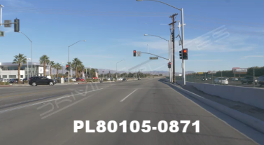 Vimeo clip HD & 4k Driving Plates Palm Springs, CA Day PL80105-0871