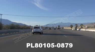 Vimeo clip HD & 4k Driving Plates Palm Springs, CA Day PL80105-0879