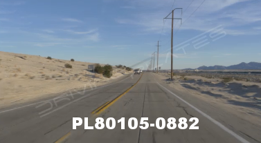Vimeo clip HD & 4k Driving Plates Palm Springs, CA Day PL80105-0882