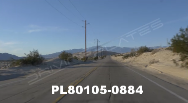 Vimeo clip HD & 4k Driving Plates Palm Springs, CA Day PL80105-0884