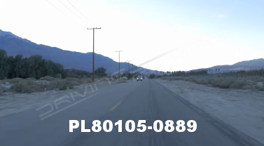 Vimeo clip HD & 4k Driving Plates Palm Springs, CA Day PL80105-0889