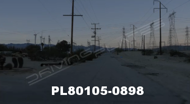 Vimeo clip HD & 4k Driving Plates Palm Springs, CA Day PL80105-0898
