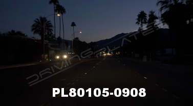 Vimeo clip HD & 4k Driving Plates Palm Springs, CA Day PL80105-0908