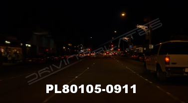 Vimeo clip HD & 4k Driving Plates Palm Springs, CA Day PL80105-0911