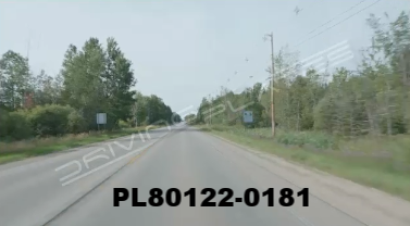 Vimeo clip HD & 4k Driving Plates Traverse City, MI PL80122-0181