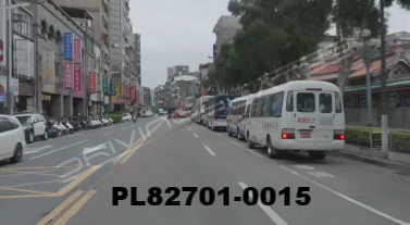 Vimeo clip HD & 4k Driving Plates Taipei, Taiwan PL82701-0015