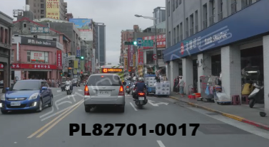 Vimeo clip HD & 4k Driving Plates Taipei, Taiwan PL82701-0017